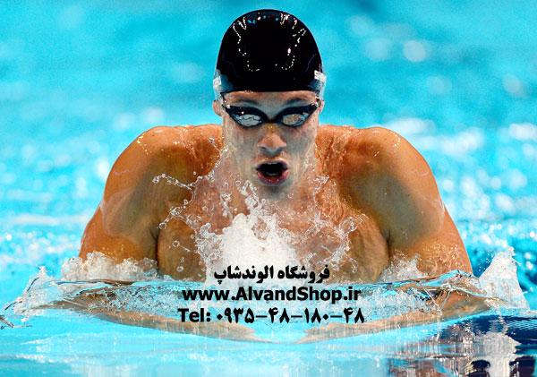 ورزش شنا برای تقویت سینه ها